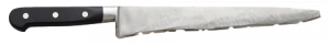 Cuchillo danado